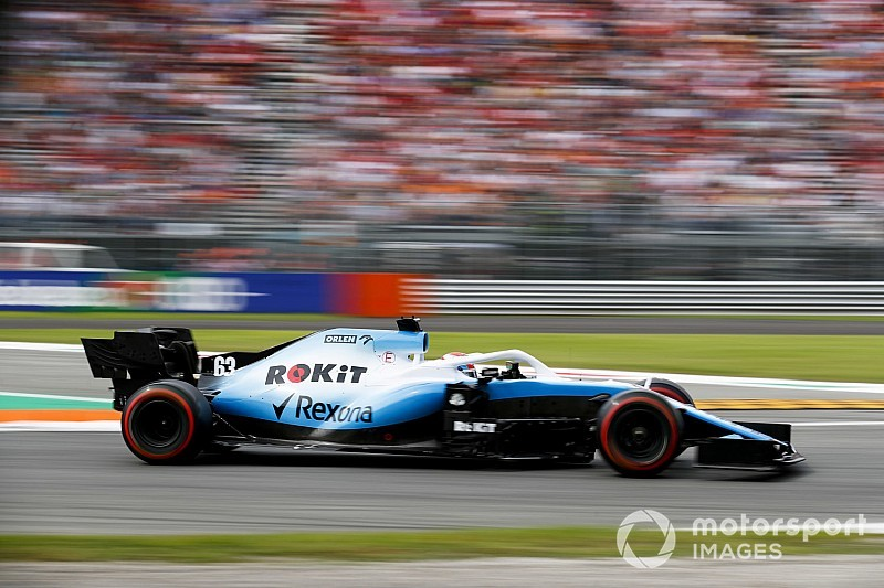 Bevestigd: Williams rijdt tot en met 2025 met Mercedes-motoren