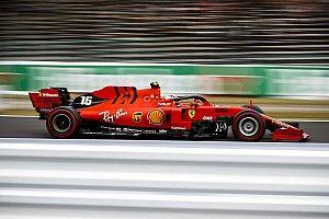 """Ferrari manque de rythme et """"c'est une surprise"""""""