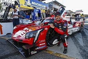 Nasr y Sette Camara compartirán auto en IndyCar