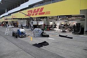 كيف تتحضّر فرق الفورمولا واحد للإعصار في اليابان