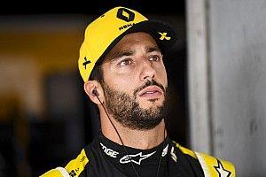Ricciardo: Renault doit rester positif malgré sa forme fluctuante