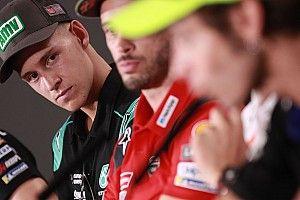Rossi: Yamaha 'gek' als ze Quartararo niet houden in 2021