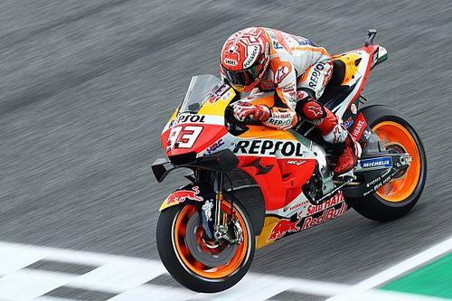 Marquez kaza sonrası hastaneye kaldırıldı