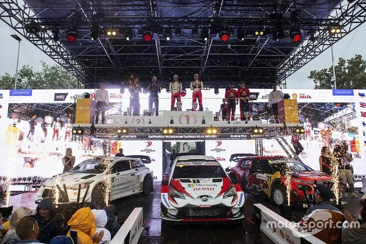 Estonia ponownie ugości WRC
