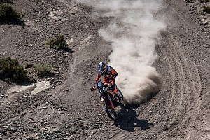 The KTM Crew Is On A Rally Roll With Silk Way Rally Win
