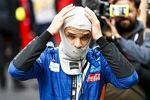 Norris jobban érzi magát az F1-es autóban, mint az F2-ben