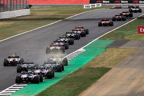 Le gouvernement britannique donne espoir à Silverstone
