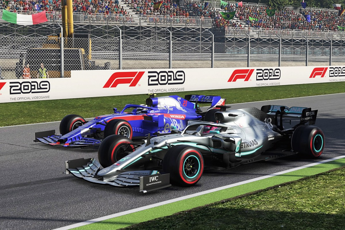 F1 launches Esports series featuring current drivers