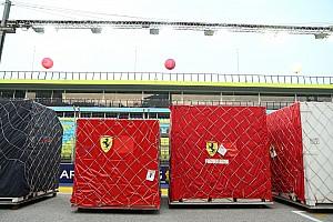 Más Ferrari gurul pályára Szingapúrban, mint a Hungaroringen: Vettel mentőcsomagja