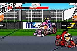Vídeo: el GP de Italia, por MiniDrivers