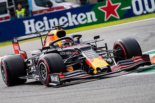 Waarom de Honda van Verstappen even vermogen verloor in Monza