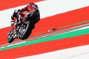 GALERÍA: las acciones del sábado de MotoGP en Austria