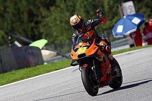 A KTM kiszáll a Moto2-ből, de marad a MotoGP tagja