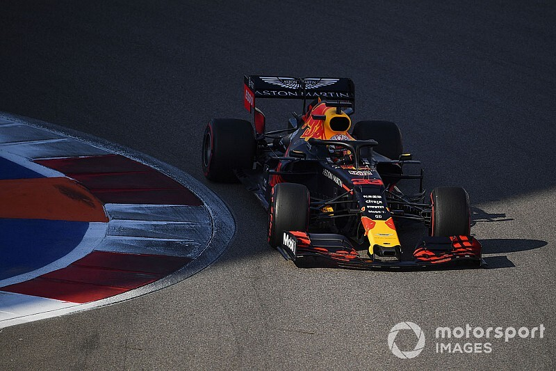 Verstappen explains why Red Bull couldn't carry Friday form