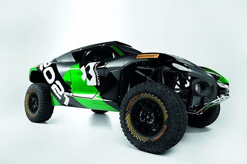 Extreme E prototype SUV revealed