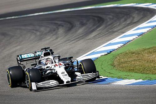 Qualifs - Débandade de Ferrari, Mercedes n'en demandait pas tant !