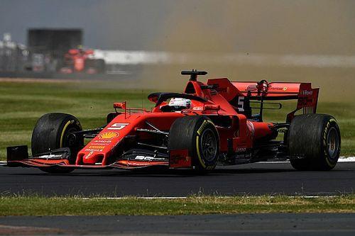"""Hamilton: """"Vettel zal zich herstellen van zijn fout"""""""
