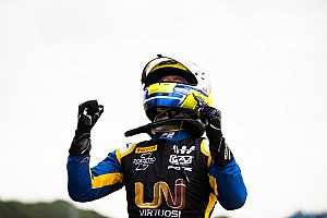 Ghiotto regresa a la F2