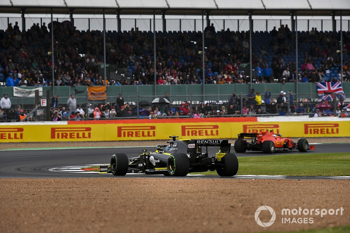 F1 reserves first two August weekends for British GP