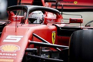 EL1 - Vettel emmène un doublé Ferrari devant Hamilton