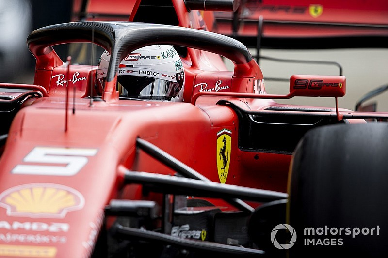 "Vettel ""just didn't click"" with car in heavy qualifying defeat"