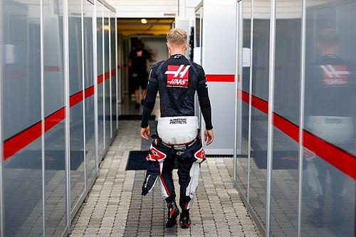Magnussen ma umiejętności na F1