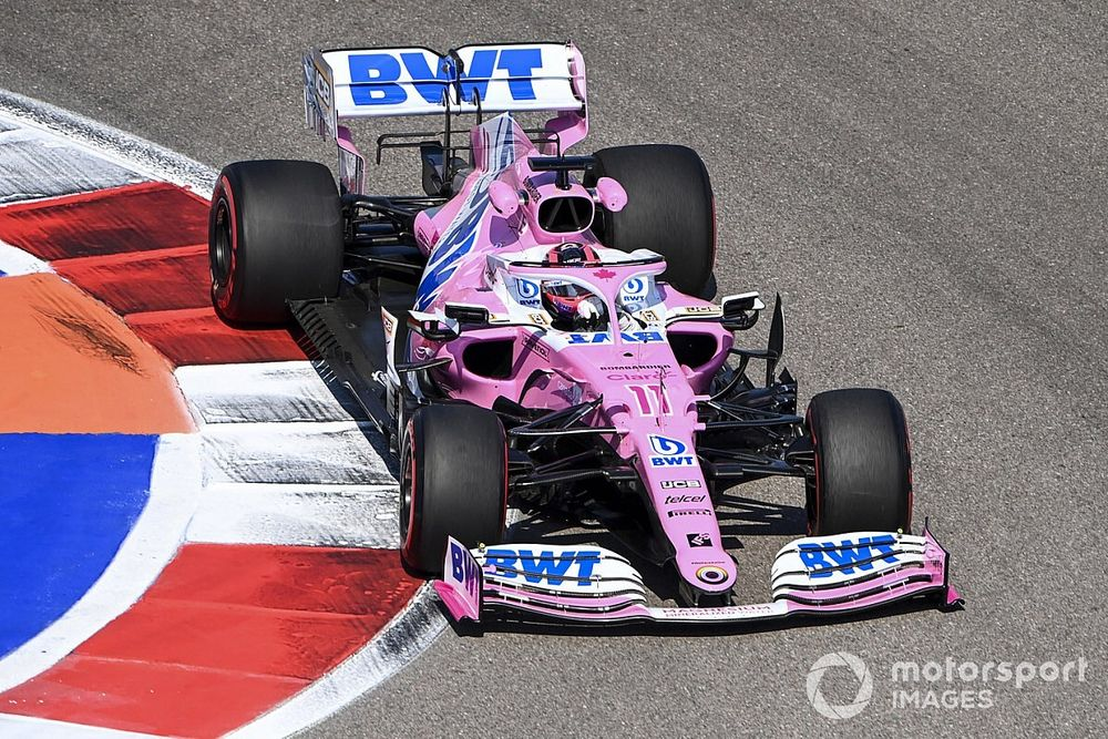 """Racing Point """"surprised"""" by Perez criticism"""