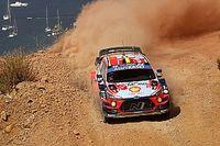 WRC, Rally Turchia, PS10: super tempo di Neuville che sale 2°