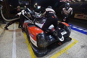 H+17 - La Toyota #7 trahie par son turbo
