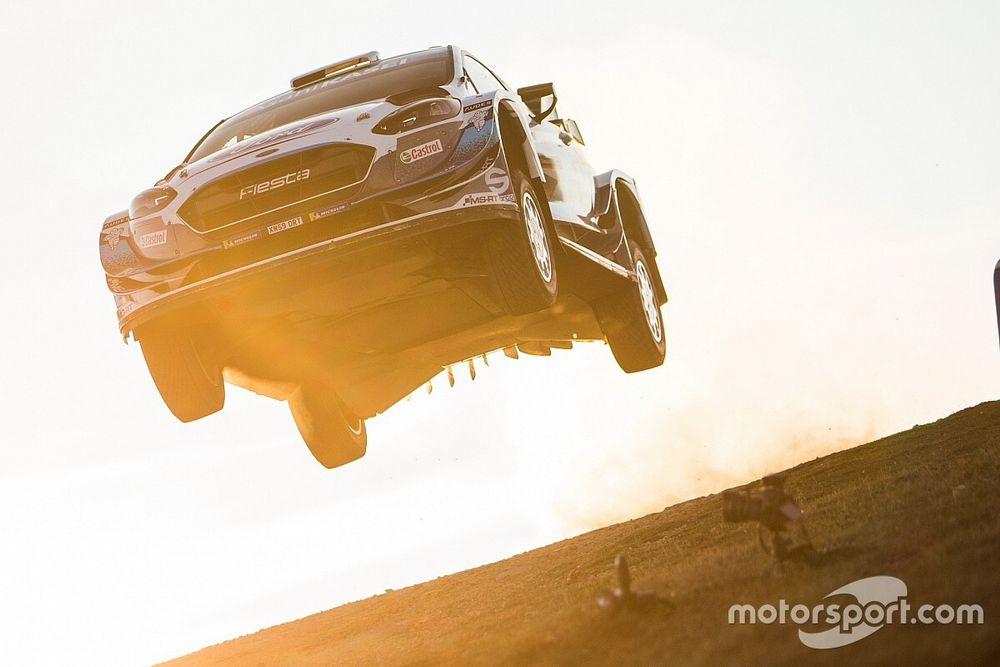 Las mejores fotos del sábado del Rally de Italia 2020