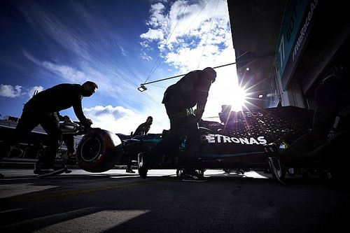 Mercedes makes power unit part changes after Bottas failure