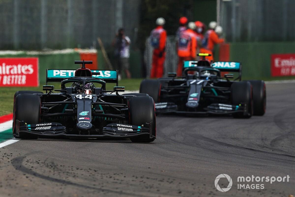 Brawn: Uitstellen pitstop Hamilton 'juiste besluit' van Mercedes