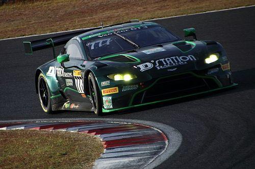S耐 第3戦 Gr.1決勝|777号車D'stationヴァンテージがライバル圧倒し今季初優勝