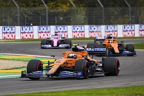 McLaren Diuntungkan dengan Perubahan Regulasi F1