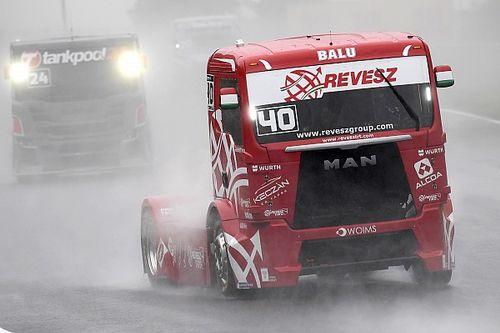 Katasztrófa a Nürburgringnél, elmarad a kamionos Eb hétvégi fordulója