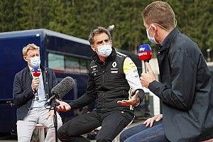 Abiteboul: Top bosses could discuss Red Bull/Renault deal