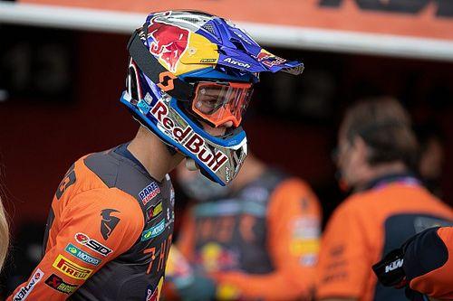 Jorge Prado, positivo en COVID, se pierde el MXGP de Lommel
