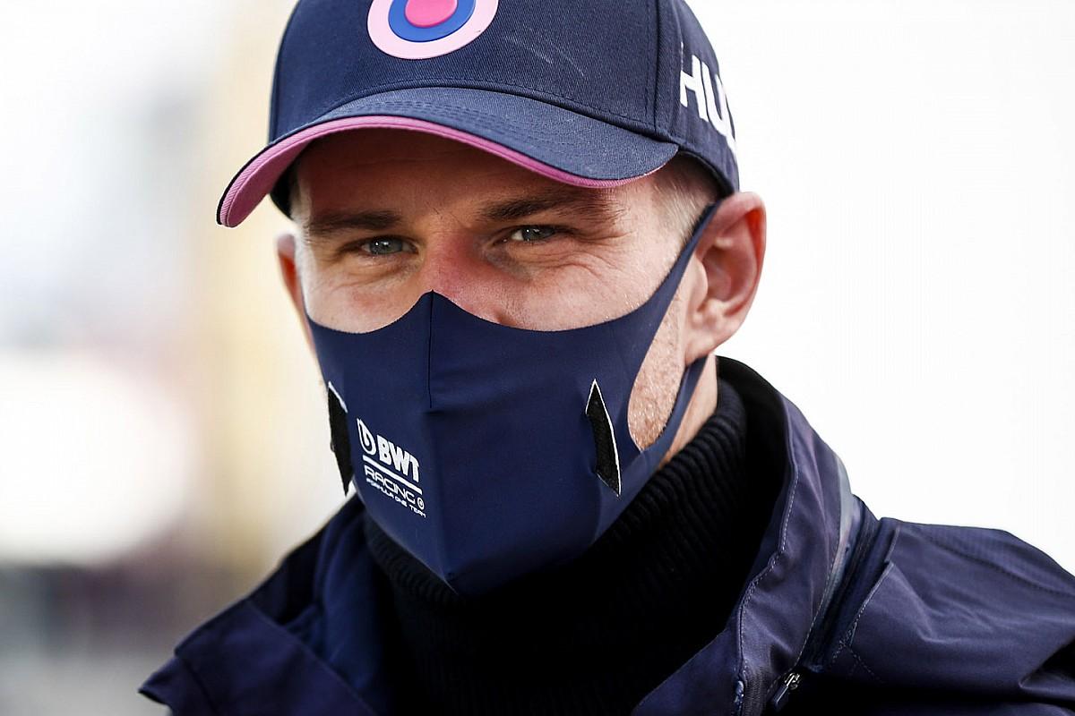 """Hulkenberg despista sobre futuro na F1: """"Estou em contato com quem importa"""""""