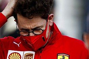 Бинотто начал пропускать Гран При. Ferrari приехала в Турцию без него