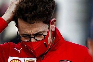 Binotto: no podemos permitirnos en Ferrari otro año como 2020