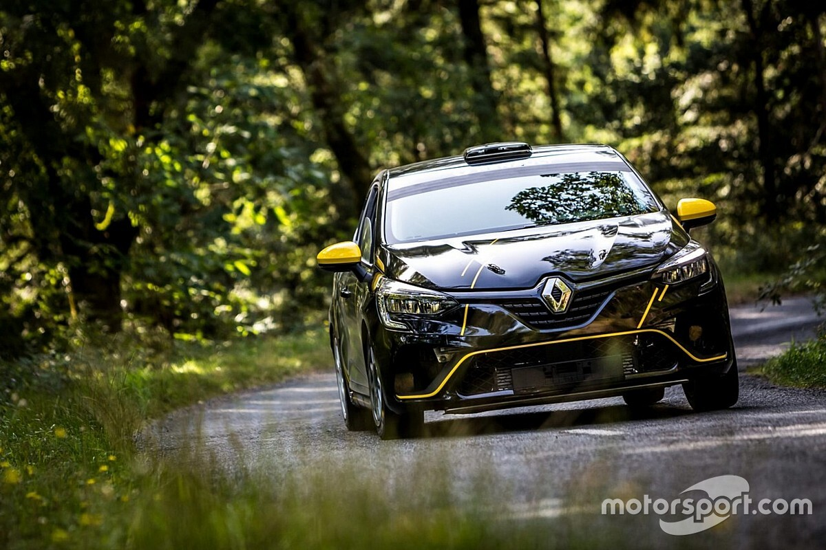 Toksport wystawi Clio Rally5