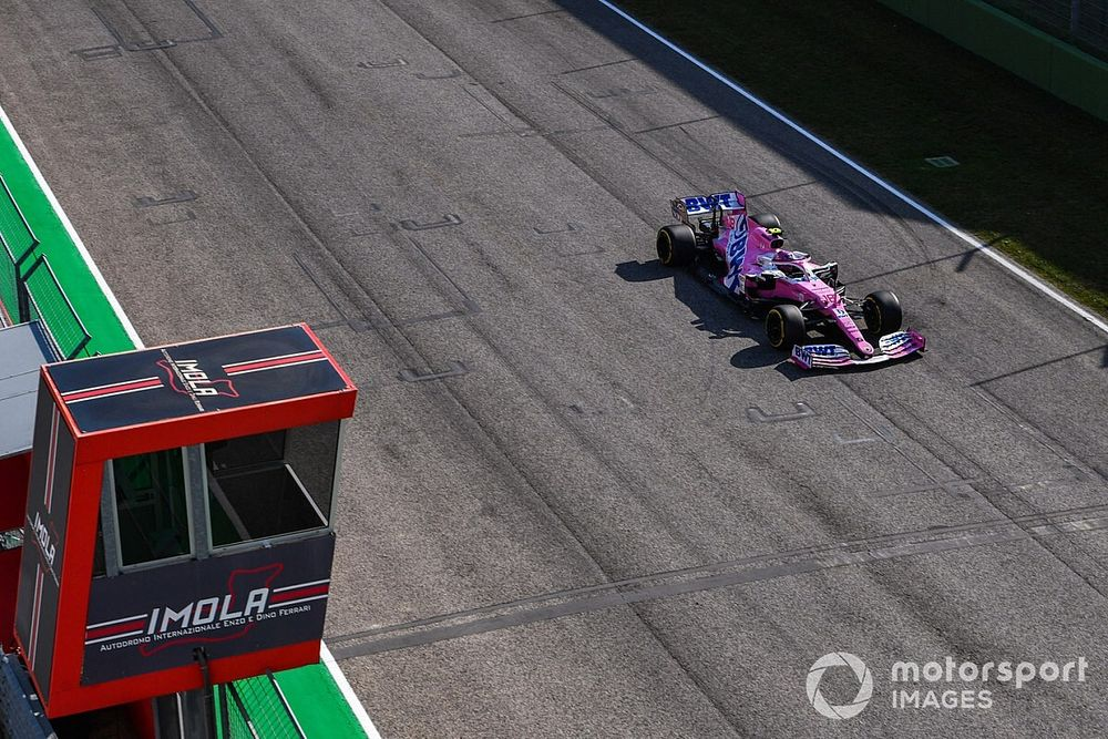 """Stroll """"as safe as I could be"""" in incident with Imola marshals"""