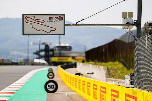 Видео: круг по трассе «Муджелло» с бортовой камеры Ferrari