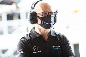 Williams-teambaas test positief op corona en mist GP van Turkije