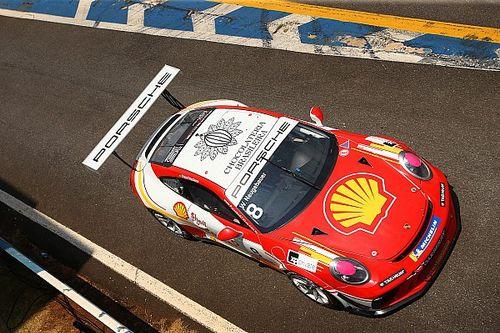 Porsche Carrera Cup: Neugebauer segura Paludo e vence em Goiânia