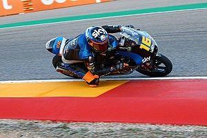 Moto3, Aragon, Libere 3: Migno svetta e si prende la Q2