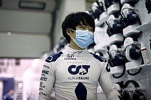 角田裕毅、アルファタウリからアブダビテスト参加が決定。F1参戦に更に近づく?