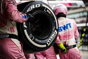 Pirelli сняла с себя вину за нехватку зацепа в Стамбуле
