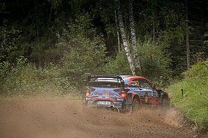 i20 WRC walczą ze sobą