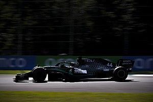 İtalya GP 2. antrenman: Hamilton lider, Mercedes 1-2